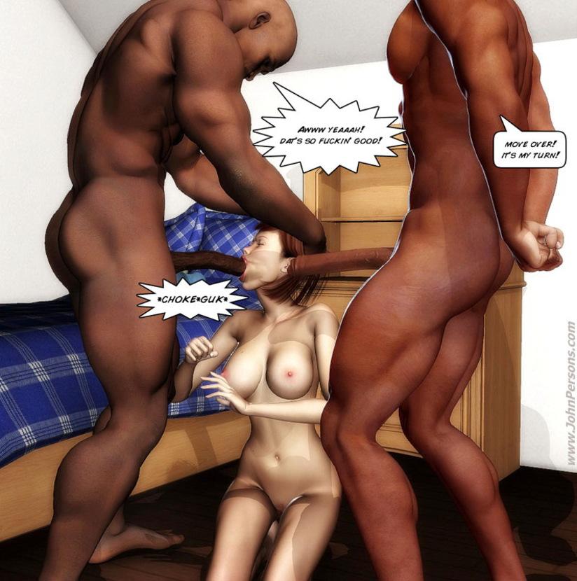 Порно комиксы с карликами