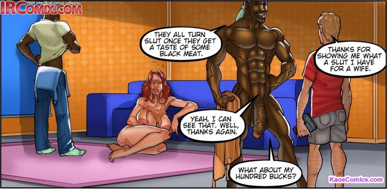 Porn toons